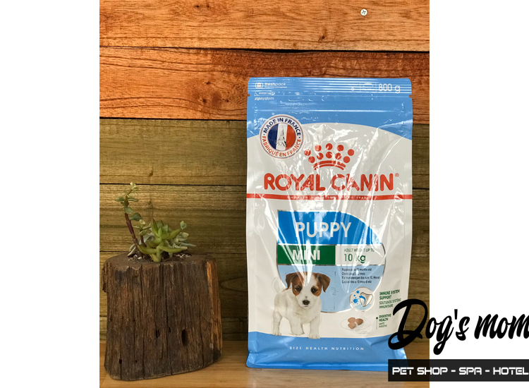 Thức ăn Royal Canin Mini Puppy 800g