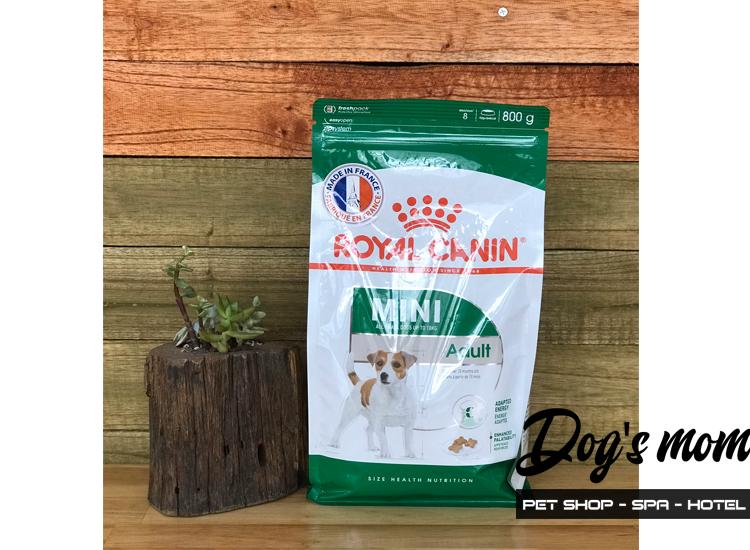 Thức ăn Royal Canin Mini Adult 800g