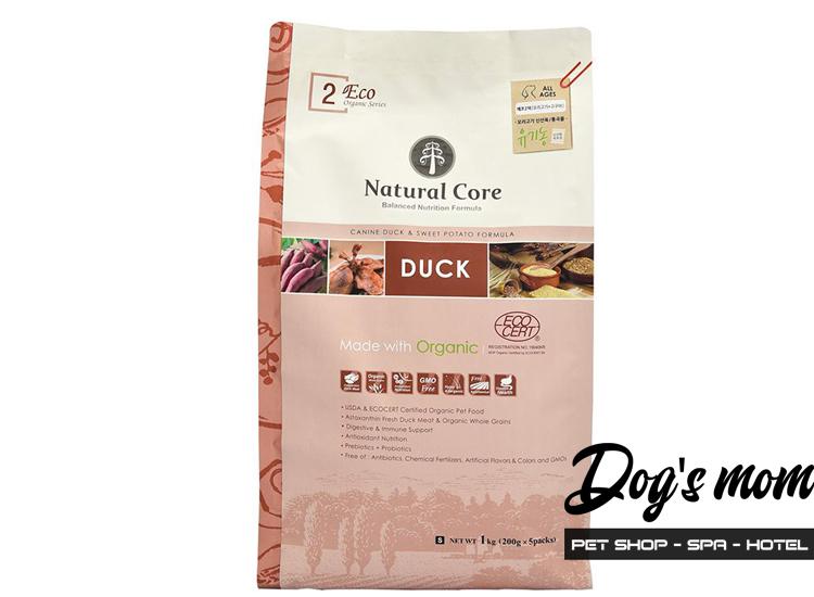 Thức ăn Natural Core vị Vịt cho Chó 1kg