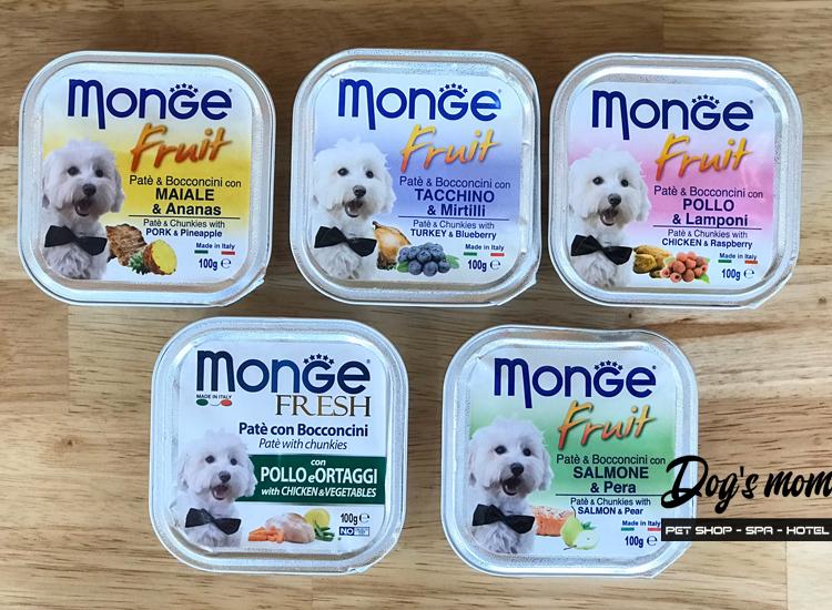 Pate Monge (Đủ vị)
