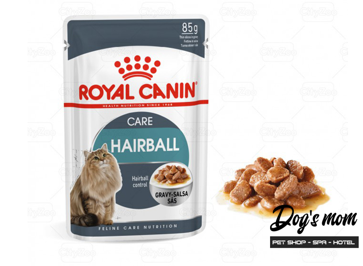 Pate gói Royal Canin Hairball