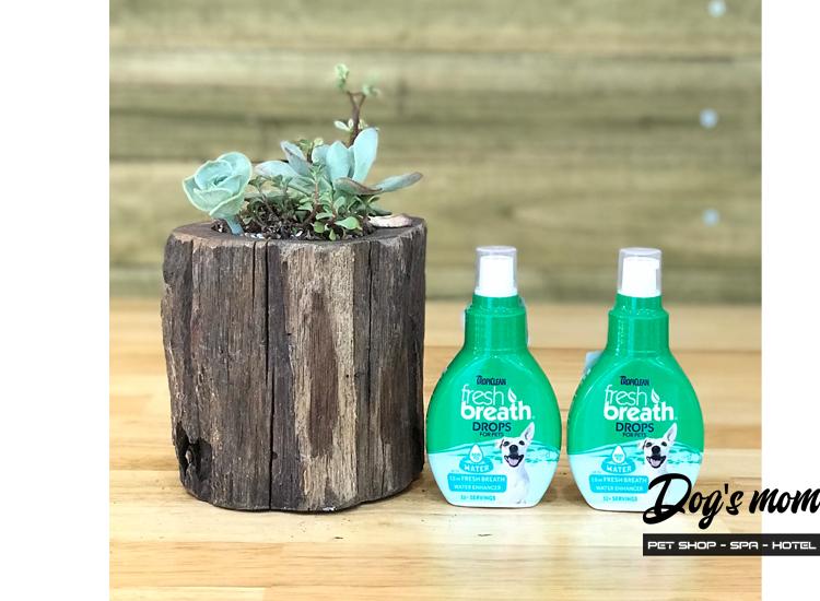 Nước Đặc Trị Hôi Miệng Tropiclean FreshBreath Drops For Dogs 65ml