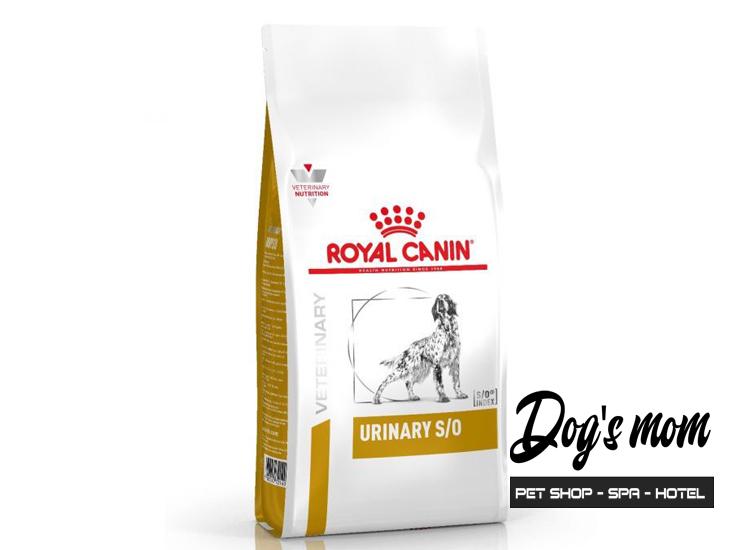 Thức ăn RC Urinary - Sỏi Thận cho Chó 2kg