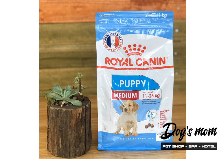 Thức Ăn RC Medium Puppy 1kg