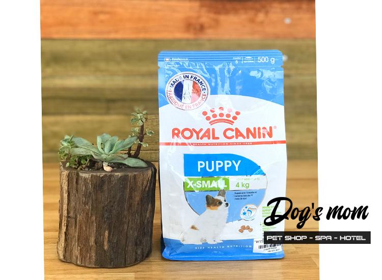 Thức ăn RC X-small Puppy 500g