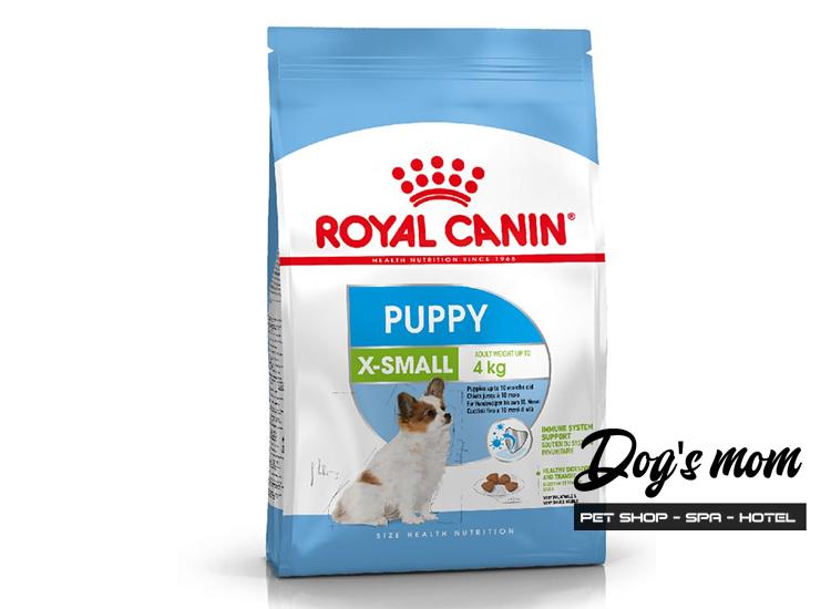 Thức ăn RC X-small Puppy 1,5kg