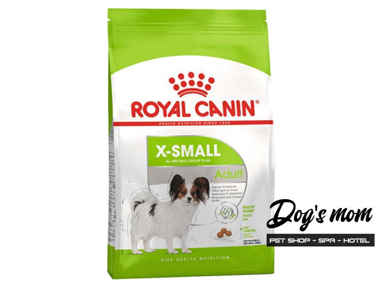 Thức ăn RC X-small Adult 1,5kg