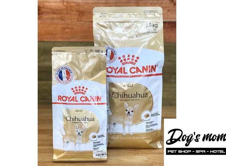 Thức ăn RC Chihuahua Adult 500g