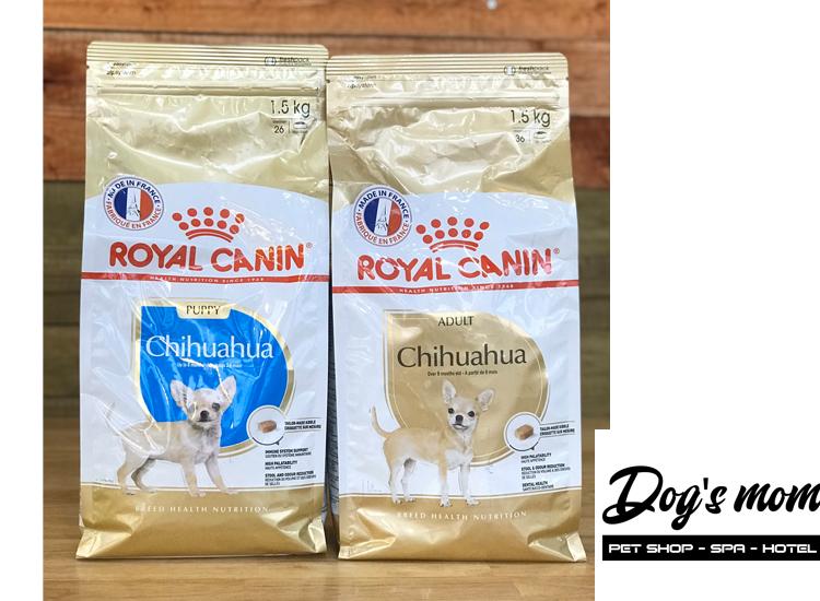 Thức ăn RC Chihuahua Adult 1,5kg