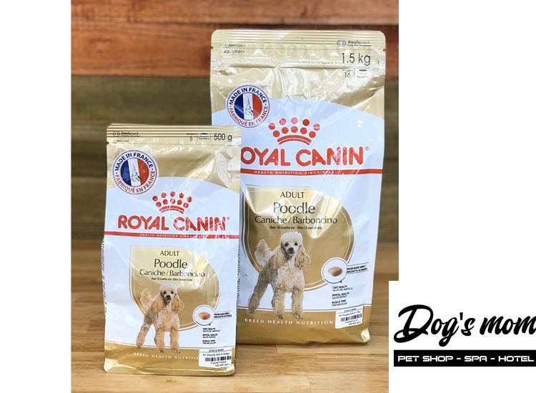 Thức ăn RC Poodle Adult 500g