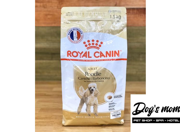 Thức ăn RC Poodle Adult 1,5kg