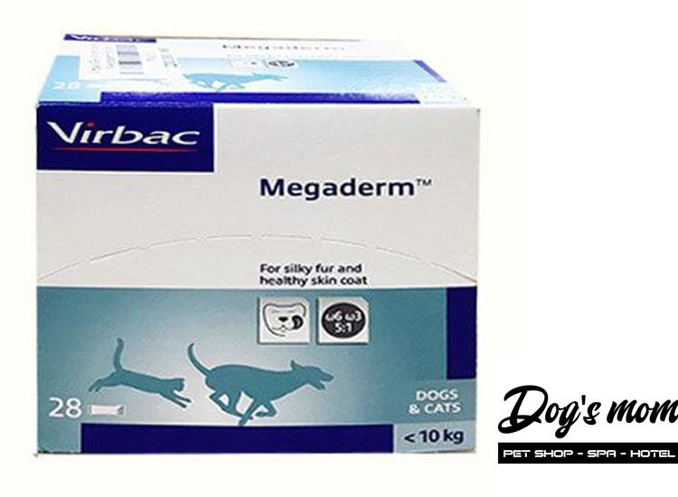 Gel Dinh Dưỡng Megaderm cho Chó Mèo