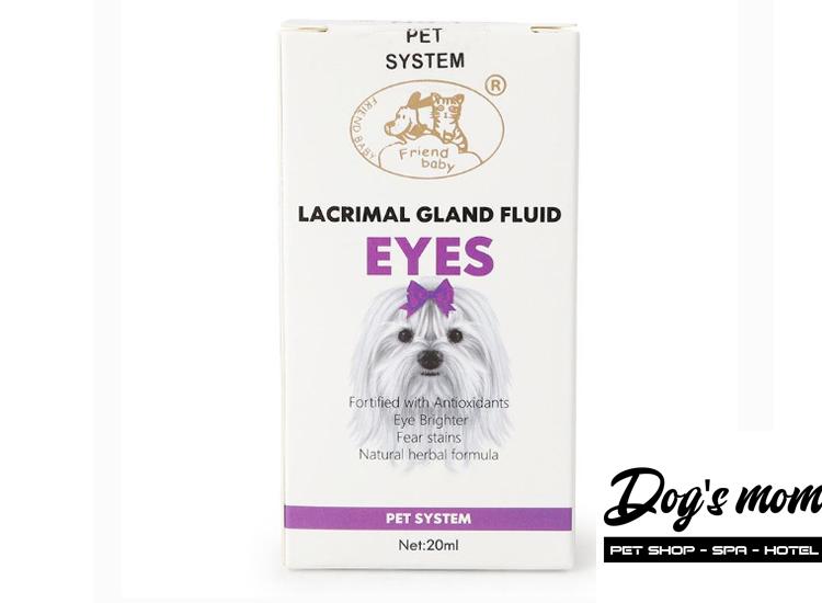 Siro Uống trị chảy nước mắt cho Chó Lacrimal Gland Fluid EYES ( Pro-white )