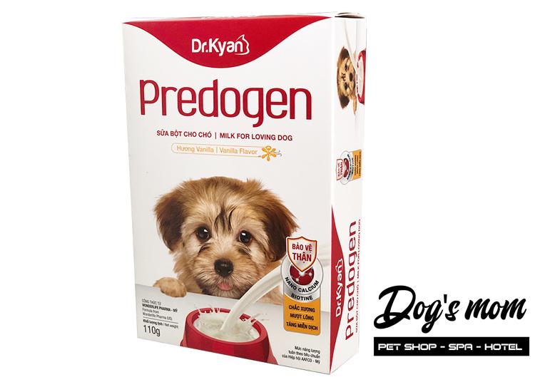 Sữa Bột Predogen cho Chó Con 110g