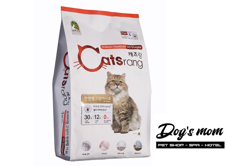 Thức ăn cho Mèo Catsrang 5kg - All Stage