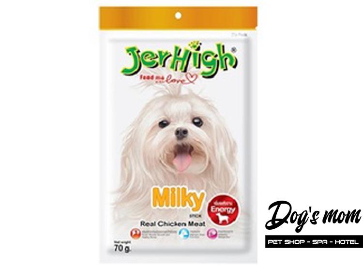 Bánh Thưởng vị Sữa Jerhigh Milky 70g