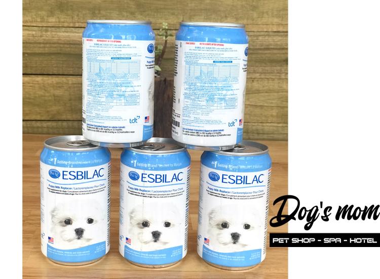Sữa Lon Esbilac Step 1 cho Chó con 236ml
