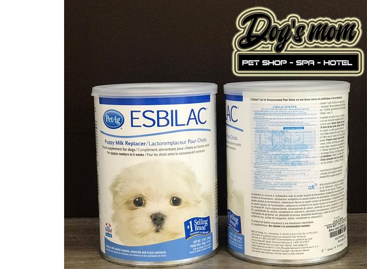Sữa Bột Esbilac Step 1 cho Chó con 340g