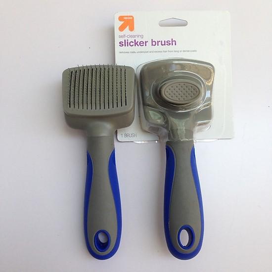 Lược gỡ lông cao cấp - Slicker Brush size S